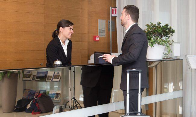 Diploma in Reception Service        .